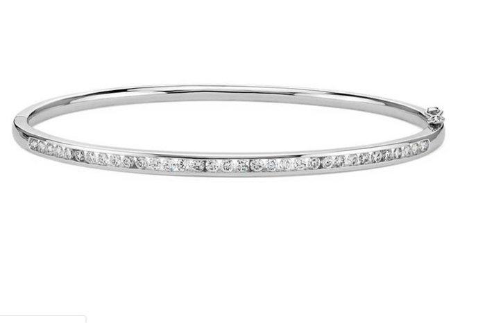 【黛恩&聖蘿蘭珠寶】點開看更多款式 法國設計師款夾鑲鑽石手鐲 婚戒對戒鑽戒線戒項鍊耳環手鐲別針腳鏈戒指翡翠綠寶紅寶藍寶