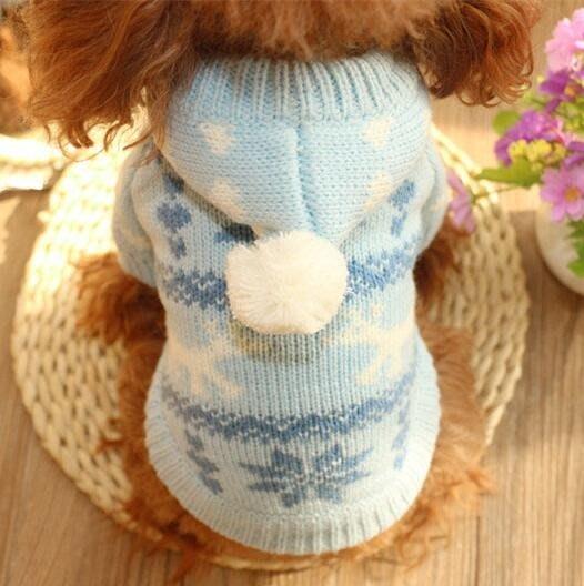 高品質狗狗毛衣寵物衣服泰迪衣服貴賓博美比熊秋冬小狗狗衣服 【極有家創意生活館】