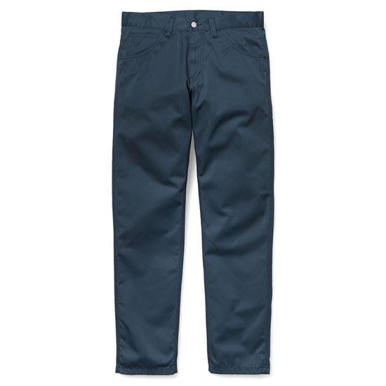 ☆AirRoom☆【現貨】Carhartt WIP SKILL PANT 工作褲 直筒 深藍 限定 I011248