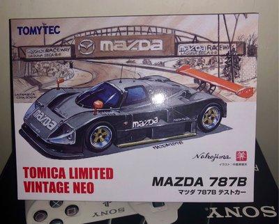 全新未開封 Tomytec Tomica limited vintage neo Mazda 787B 萬事得