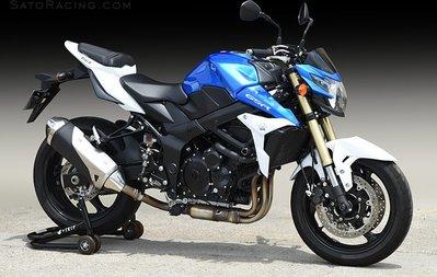 【SATO RACING】SUZUKI GSX-S750 GSXS750 GSX S750 腳踏後移 15-19