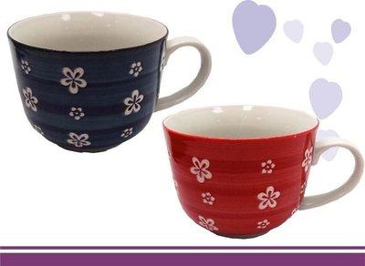 ╭*雲蓁小屋*╯【3620】松村窯日式大碗杯2入 陶瓷碗/茶杯/沖泡杯/咖啡杯/禮品/送禮