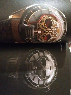 Blancpain Roger Dubuis DeMonaco HYT Armin Strom Gauthier Claret Urwerk 手錶 獨立 型錄
