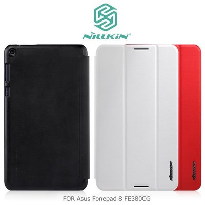 *PHONE寶*NILLKIN ASUS Fonepad 8 ( FE380CG ) 宋系列皮套 平板皮套