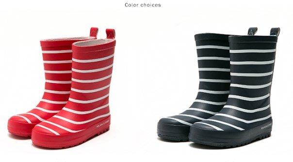 韓國代購 兒童雨鞋寶寶雨靴嬰幼兒男女孩童水鞋防滑膠鞋中大童學生防滑水靴