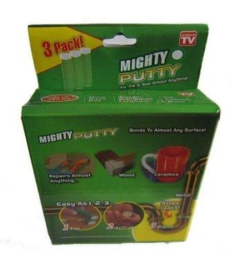 強力泥膠 Mighty Putty多功能樹脂
