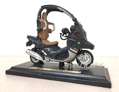 紅柿子【Maisto BMW C1 摩托車模型】特售99元.