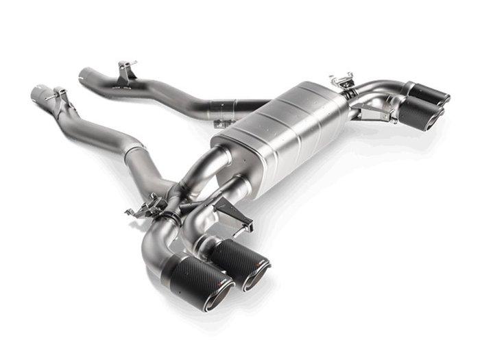 【樂駒】Akrapovic BMW F90 M5 COMPETITION 鈦合金 排氣管 系統 尾段 改裝