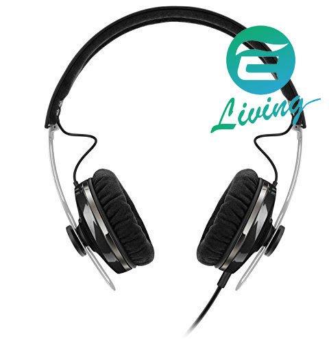 【易油網】SENNHEISER MOMENTUM On-Ear 2.0 耳罩耳機 for Apple黑色 雷射標 防偽