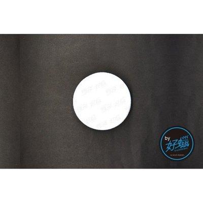 『好蠟』Lake Country 3.5 Inch Beveled Edge White Pad(LC CCS 3.5)