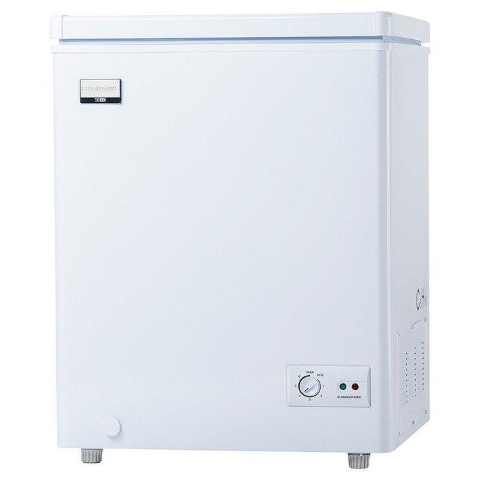 【小如的店】COSTCO好市多線上代購~Frigidaire 富及第 100 公升商用臥式冷凍櫃FRT-1007HZ