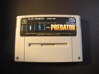Alien vs. Predator 異形戰場 │Super Famicom│編號:G3