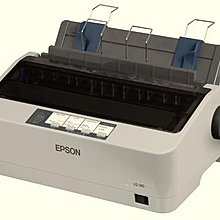 *3C百貨*(隨機送8支色帶6,400元及保固2年) EPSON LQ-310 點陣式印表機 (另LQ-690C)