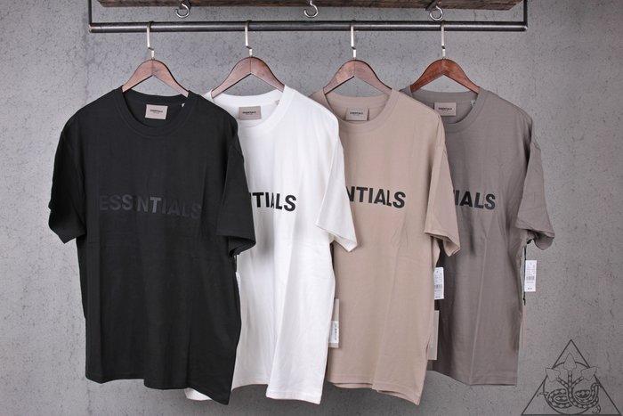 【HYDRA】Fear Of God Essentials Print Logo T-Shirt 字 短T【FOG14】