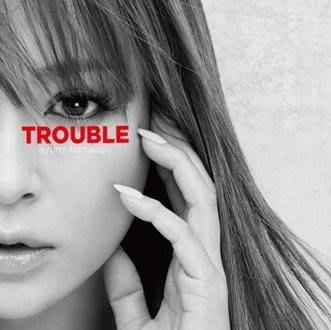 Ayumi 濱崎步 迷你專輯TROUBLE 台灣限定A版CD+DVD,正版全新107/9/28發行