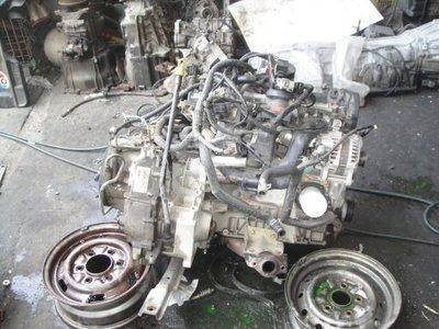 馬自達Mazda福特FORD-ESCAPE-04Y2000CC欠稅報廢車零組件全車拆賣