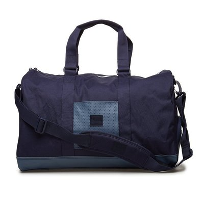 Herschel Novel 大型 Aspect 深藍 可放鞋 大容量 手提 側背 出國 行李 旅行 提袋 [現貨]