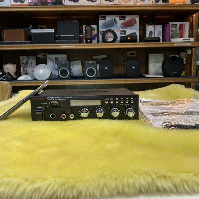 特價含稅含運 視聽影訊 公司貨 Techman DA-200B 取代PA-126UB 多功能直流擴大機 藍牙廣播擴大機