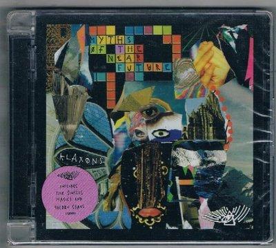 [鑫隆音樂]西洋CD-悲鳴樂團 Klaxons : 近未來神話 Myths Of The Near Future {1720652}全新