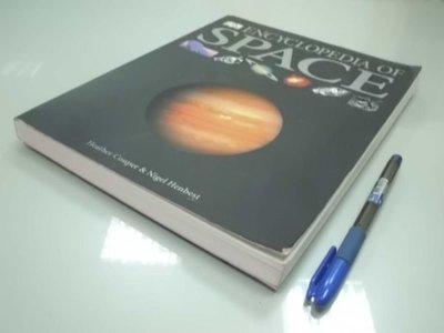 A5cd☆『ENCYCLOPEDIA  OF  SPACE』Heather《Dorling   Kindersley》