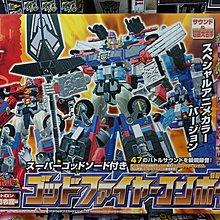 全新Takara Tomy變形金剛 Transformers encore復刻版 God Fire Convoy Omega Prime火焰 柯柏文 馬格斯