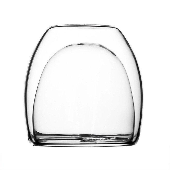 80ml迷你雙層隔熱玻璃杯☆ VITO zakka ☆ 隔熱雙層玻璃杯