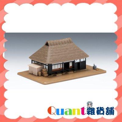 ∮Quant雜貨舖∮┌日本盒玩┐Tomix 鐵道模型 4206 農家 農舍 N規1/150建築場景模型