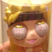 全新漩渦鳴人捏捏樂壓力釋放按下去眼睛會凸出