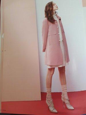 Selina~全新19秋冬【芳芳 / E'GEVON 森金】7126A 外套