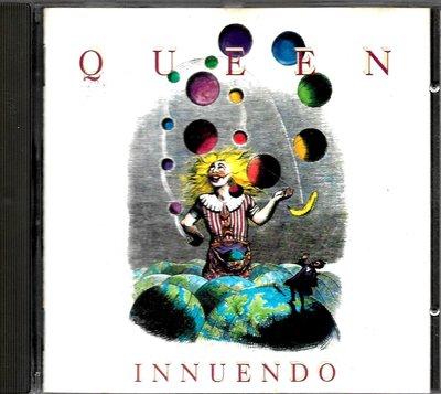 皇后合唱團Queen / Innuendo(UK版)