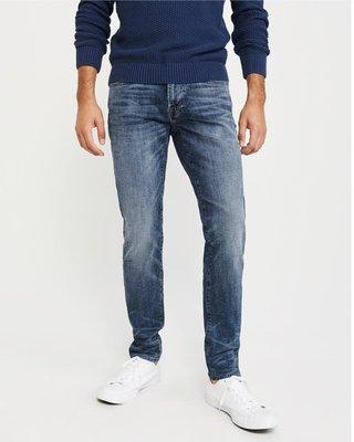 Abercrombie & Fitch A&F SUPER SKINNY JEANS 人氣款牛仔褲