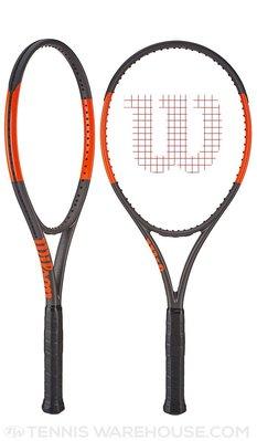 【昇活運動用品館】WILSON BURN 100 COUNTERVAIL 網球拍 HALEP代言款 直購價5700元
