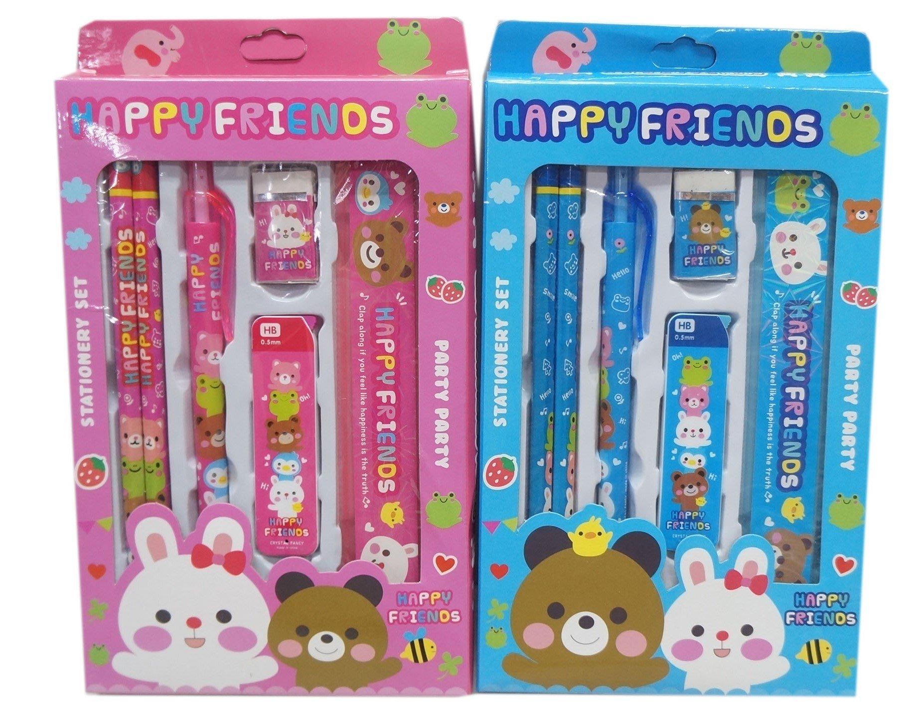 佳佳玩具 -----  韓版 文具 鉛筆 橡皮擦 套裝 6件組 禮品 禮物 贈品 幼教 【XF5388】