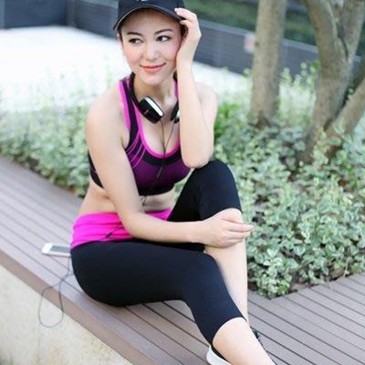 瑜珈 服 套裝兩件套 運動 服-戶外慢跑舒適透氣女健身衣褲4色73oc21[獨家進口][米蘭精品]