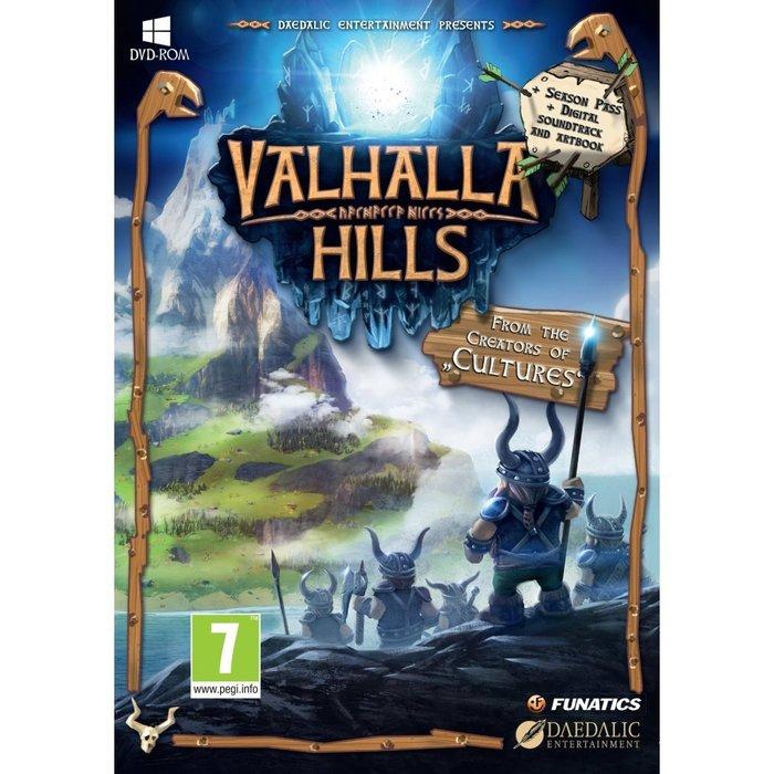 【傳說企業社】PCGAME-Valhalla Hills 工人創世紀(國際多語版)