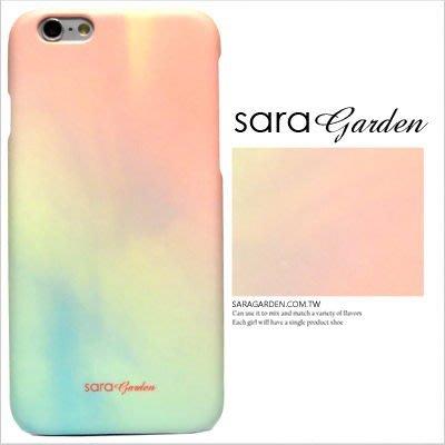 客製化 手機殼 iPhone 7 6 6S Plus【多型號製作】保護殼 水彩漸層石英粉藍 G436