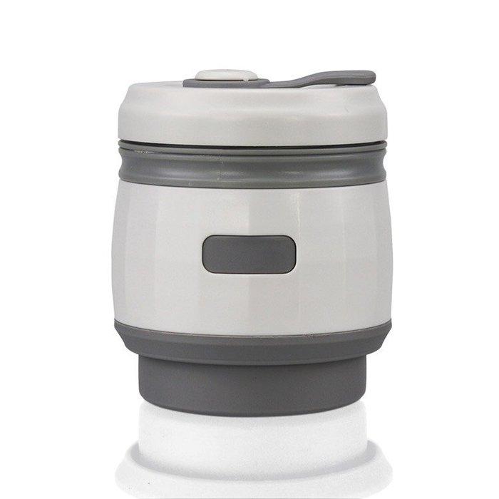 秒出現貨 ⚡️環保隨身杯 隨手杯 TT.life食品級矽膠折疊咖啡杯 環保杯 折疊杯 摺疊杯 收納杯