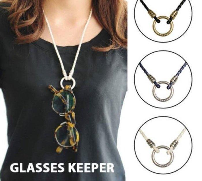 日本時尚2用眼鏡掛環