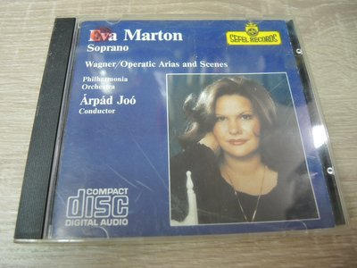 ◎MWM◎【二手CD】Wagner: Operatic Arias and Scenes 日版,無ifpi,片況佳僅一點