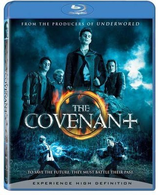 BD 全新美版【魔男生死鬥】【THE COVENANT】Blu-ray 藍光