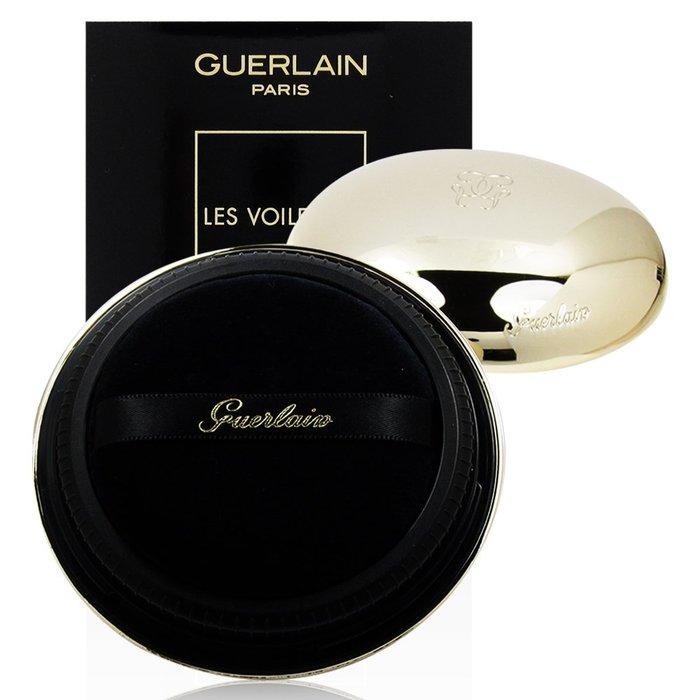 Guerlain嬌蘭 輕絲絨礦物透薄蜜粉 20g #2 CLAIR