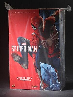 (不議價)全新未拆封 HOTTOYS 1/6 蜘蛛俠 SPIDER-MAN ADVANCED SUIT VGM031 PS4