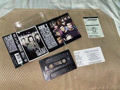 【李歐的音樂】飛碟唱片1990年代 A-HA THE HITS OF A-HA TAKE ON ME 錄音帶下標就賣