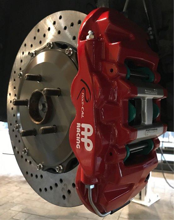 國豐動力 AP Racing RADICAL 四活塞煞車系統 全車系 歡迎洽詢