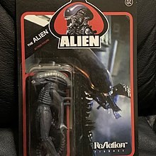 Alien ReAction 3 3/4-inch Retro Action Figure 異形