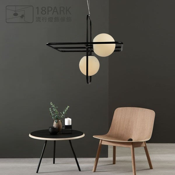 【18Park 】時尚設計 Japanese [ 日歸劇吊燈-(P5) ]
