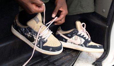 US.12全新 Travis Scott x Nike SB Dunk Low Jackboys CT5053-001