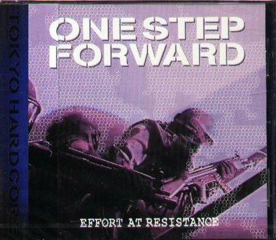 K - ONE STEP FORWARD - EFORT AT RESISTANCE - 日版 - NEW