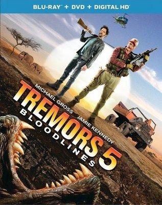 【藍光電影】異形魔怪5:血線 Tremors 5:Bloodline (2015) 78-073