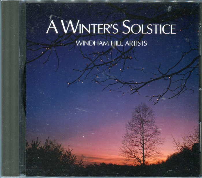 【塵封音樂盒】Windham Hill Artists - A Winter's Solstice